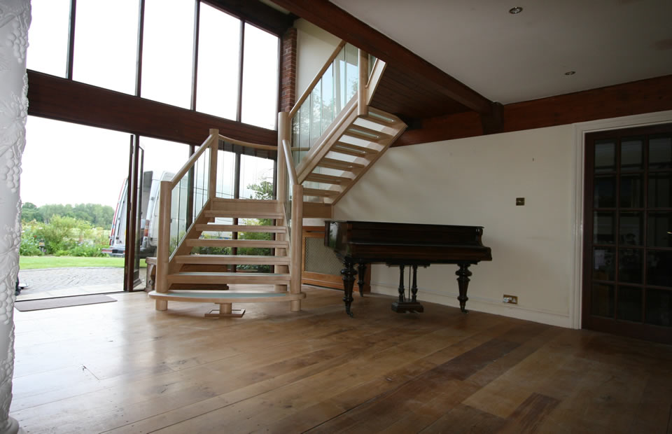 Balustrades and Handrails piano