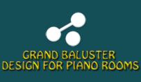 Pianno Room Grand Balustrade website
